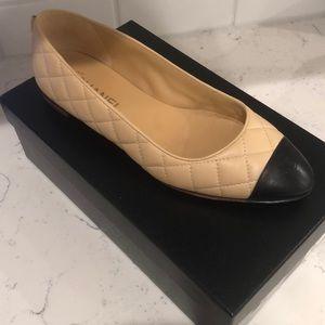Women's Chanel Ballet Flats